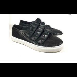 Rebecca Minkoff Becky Black Sneakers NWT